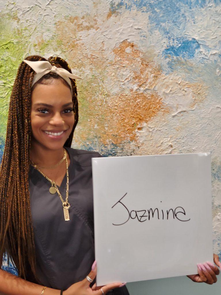 Jazmine Newman