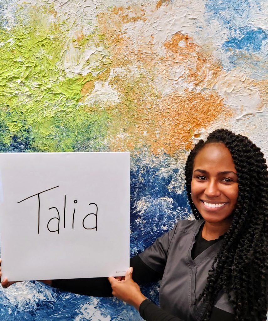 Talia Magee